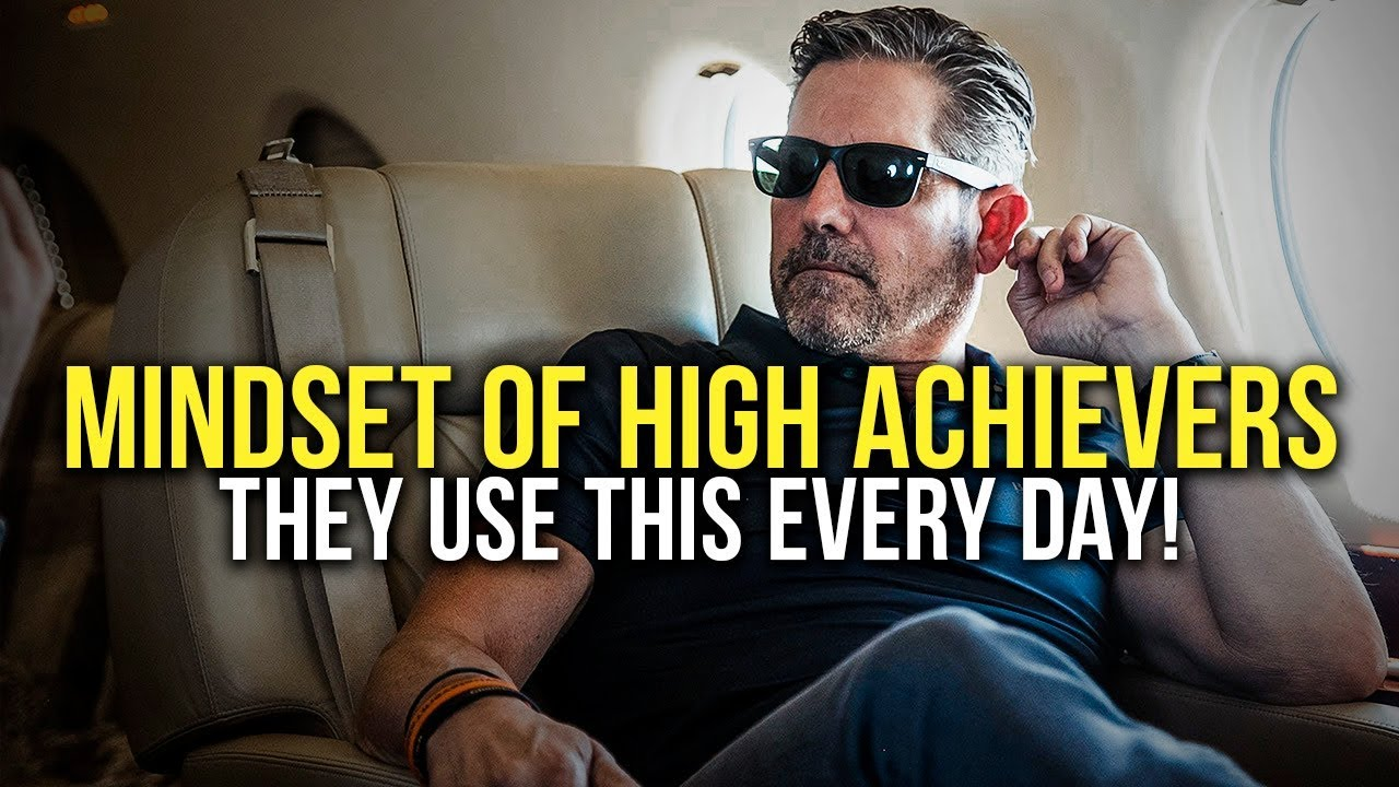 THE MINDSET OF HIGH ACHIEVERS – Powerful Motivation for Success